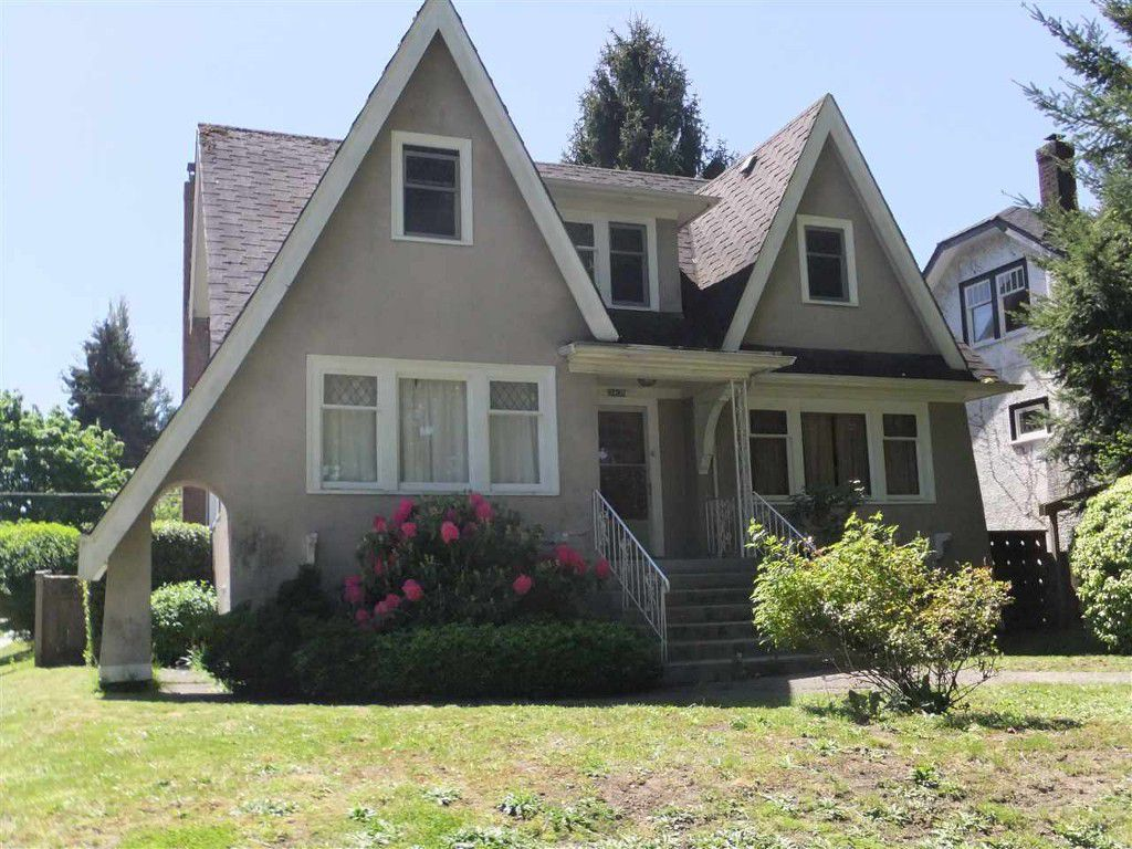 Main Photo: 2406 W 14 Avenue in Vancouver: Kitsilano House for sale (Vancouver West)  : MLS®# R2169625