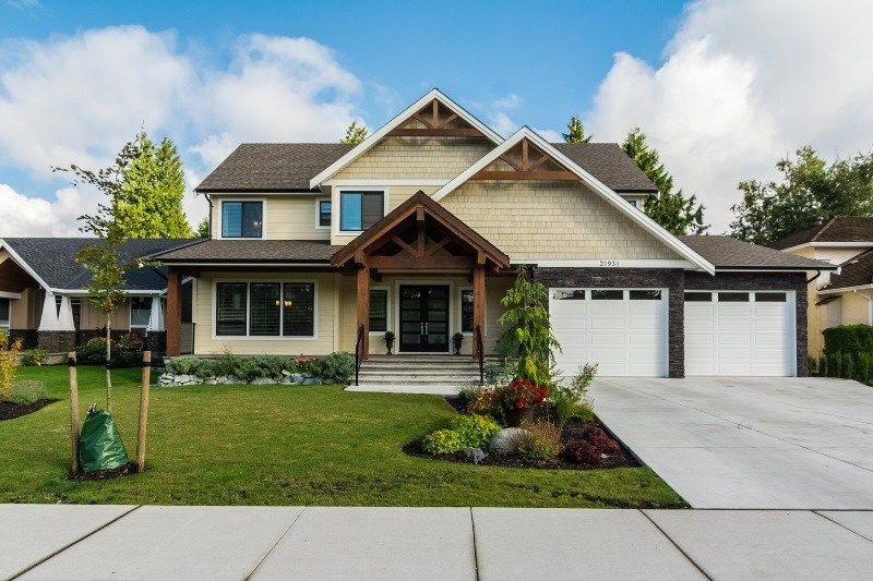 """Main Photo: 21931 46 Avenue in Langley: Murrayville House for sale in """"Murrayville"""" : MLS®# R2257684"""