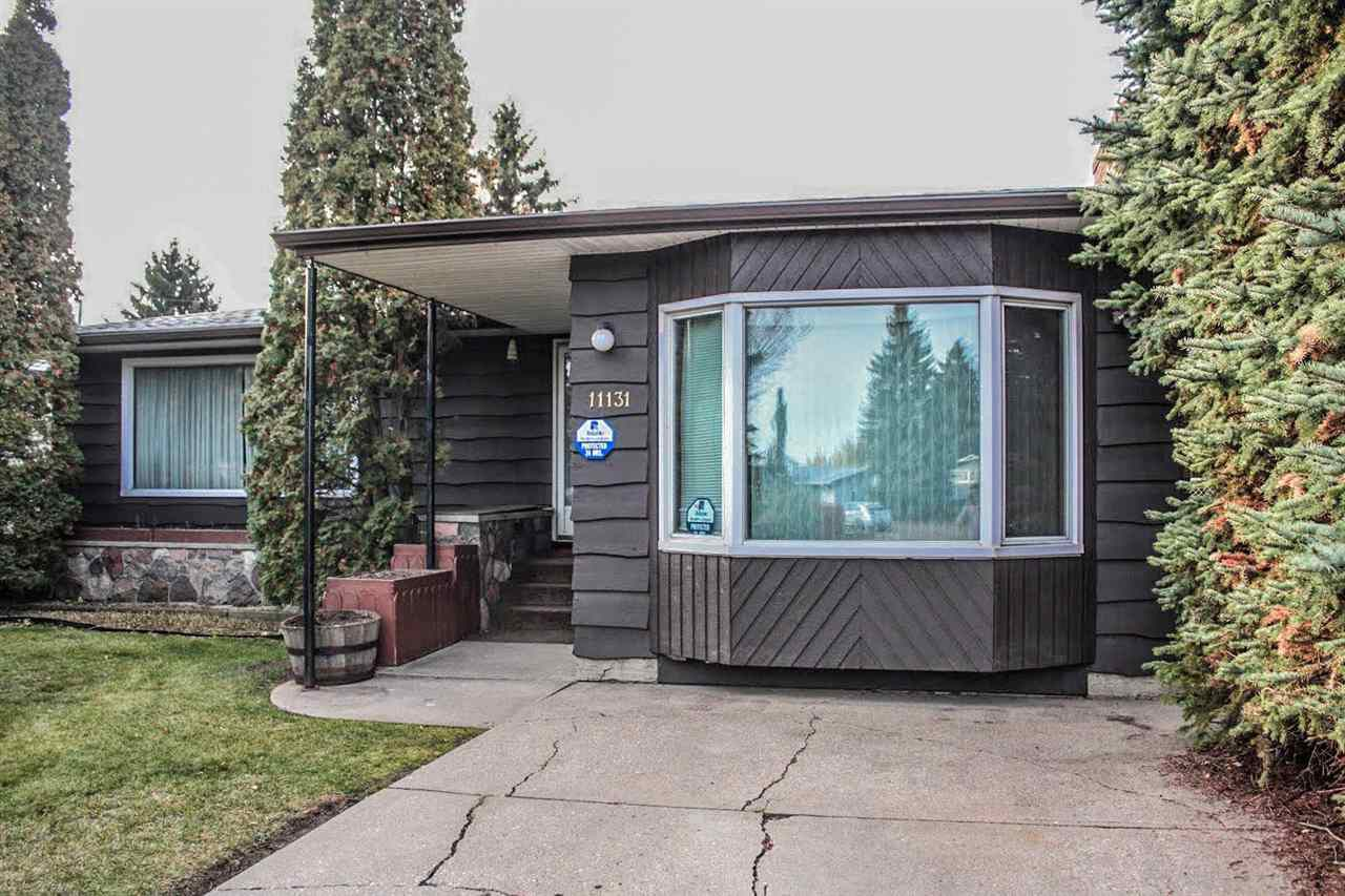 Main Photo: 11131 41 Avenue in Edmonton: Zone 16 House for sale : MLS®# E4132146