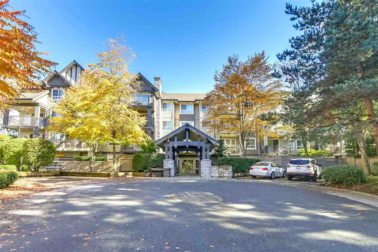 "Main Photo: 304 3388 MORREY Court in Burnaby: Sullivan Heights Condo for sale in ""STHRATHMORE LANE"" (Burnaby North)  : MLS®# R2313582"