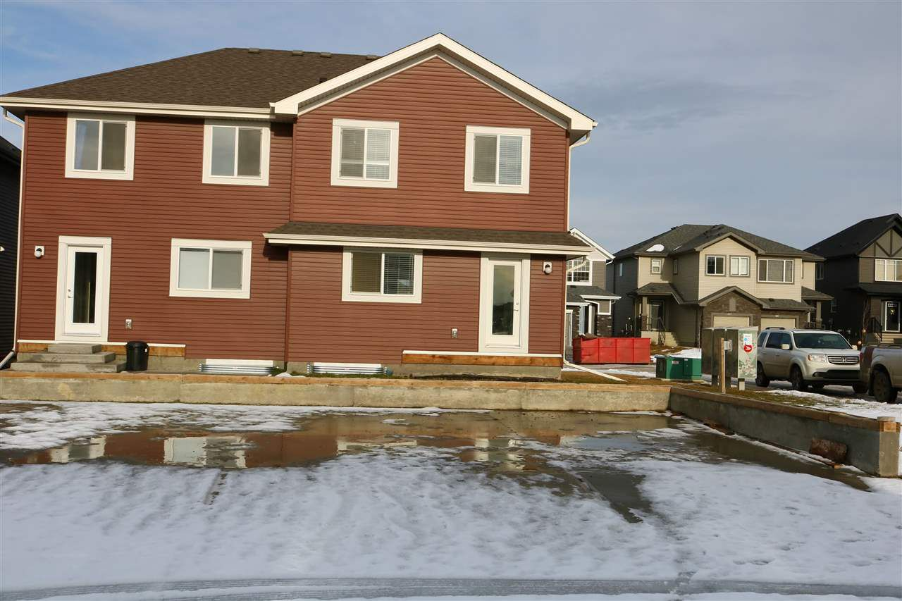 Photo 21: Photos: 5203 20 Ave in Edmonton: Zone 53 House Half Duplex for sale : MLS®# E4136572