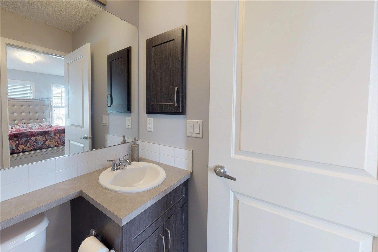 Photo 14: Photos: 5203 20 Ave in Edmonton: Zone 53 House Half Duplex for sale : MLS®# E4136572
