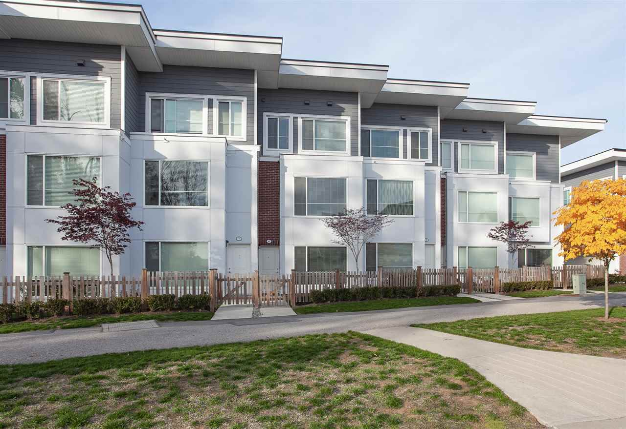 """Main Photo: 6 19555 73 Avenue in Surrey: Clayton Townhouse for sale in """"Phoenix Lifestyle"""" (Cloverdale)  : MLS®# R2327950"""