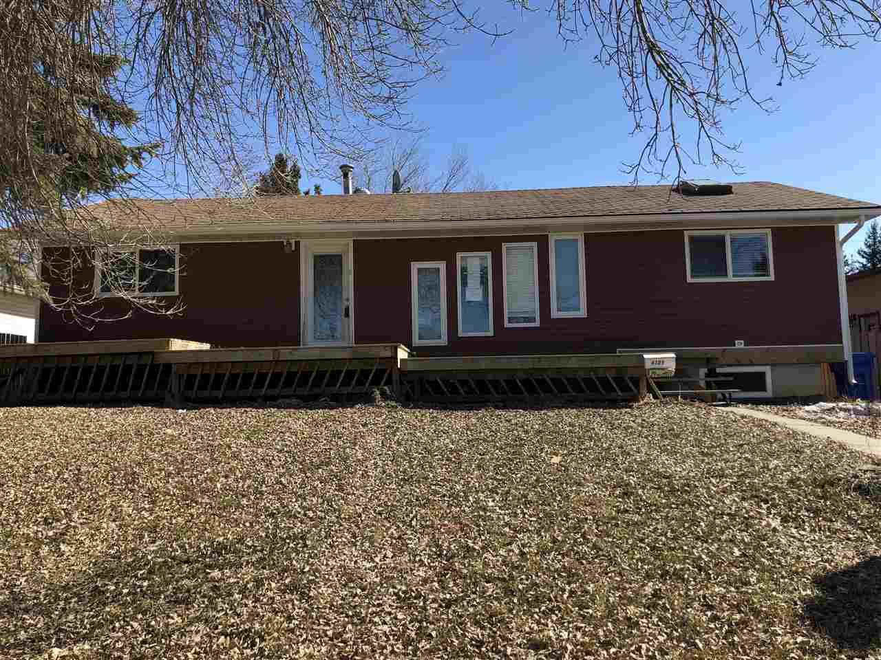 Main Photo: 4109 55 Street: Wetaskiwin House for sale : MLS®# E4148894