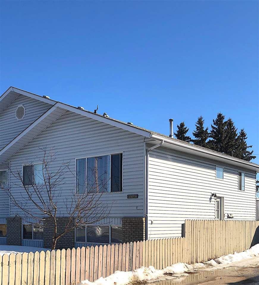 Main Photo: 4817B 50 Avenue: Cold Lake House Half Duplex for sale : MLS®# E4149686