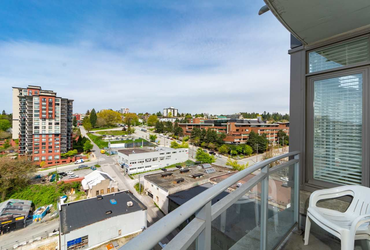 Main Photo: 1807 888 CARNARVON Street in New Westminster: Downtown NW Condo for sale : MLS®# R2363931