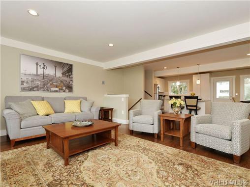 Main Photo: 3524 Henderson Road in VICTORIA: OB Henderson Single Family Detached for sale (Oak Bay)  : MLS®# 347044