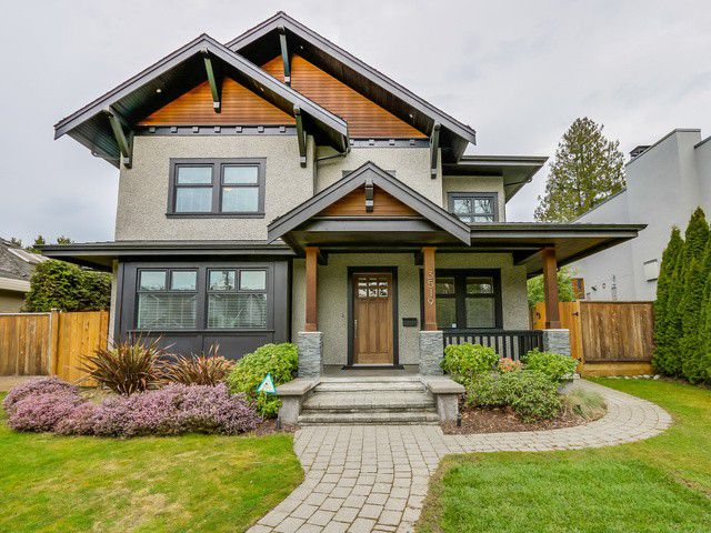"""Main Photo: 3519 W 49TH Avenue in Vancouver: Southlands House for sale in """"Southlands"""" (Vancouver West)  : MLS®# V1114514"""