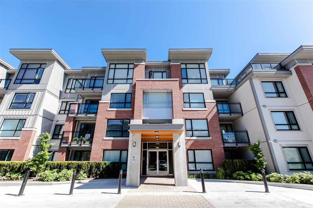 """Main Photo: 408 7088 14TH Avenue in Burnaby: Edmonds BE Condo for sale in """"RED BRICK"""" (Burnaby East)  : MLS®# R2064045"""