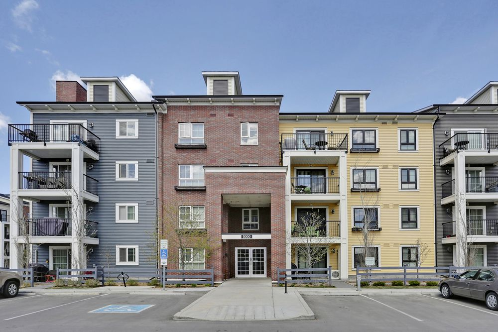 Main Photo: 1411 279 Copperpond Common in Calgary: Apartment for sale : MLS®# C4007835
