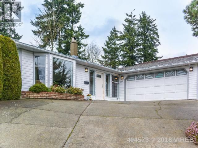 Main Photo: 117 Chantrells Place in Nanaimo: House for sale : MLS®# 404573