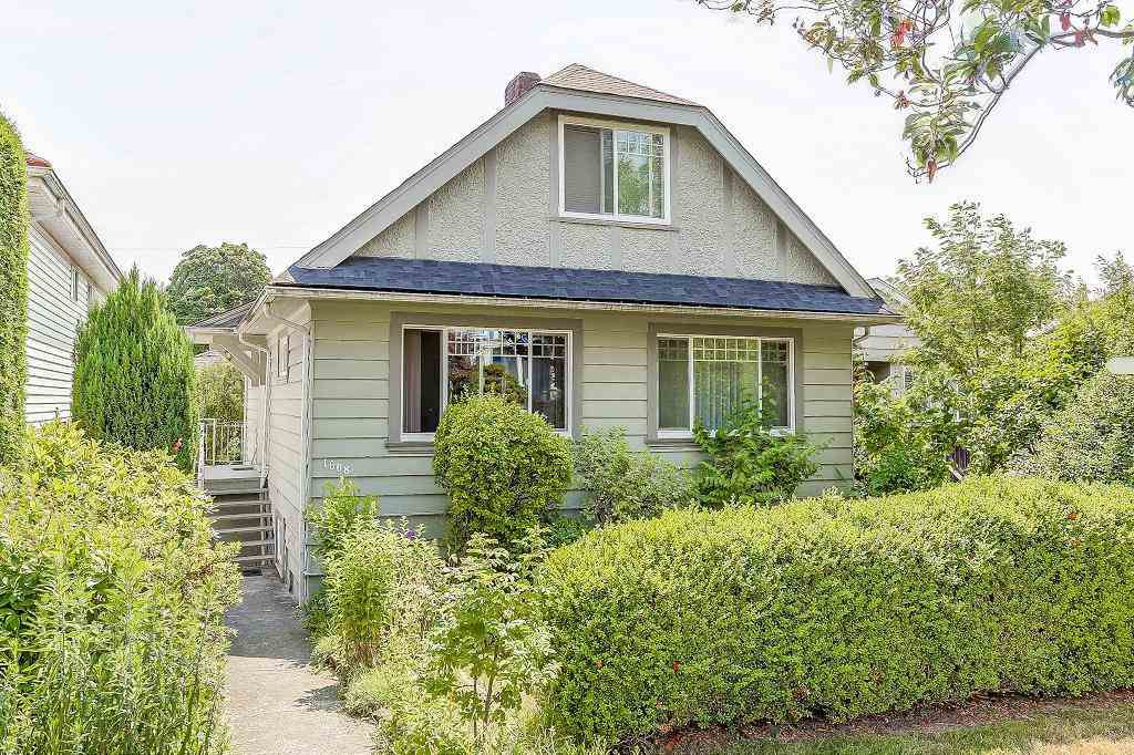 """Main Photo: 1608 W 64 Avenue in Vancouver: S.W. Marine House for sale in """"SOUTH GRANVILLE"""" (Vancouver West)  : MLS®# R2187362"""