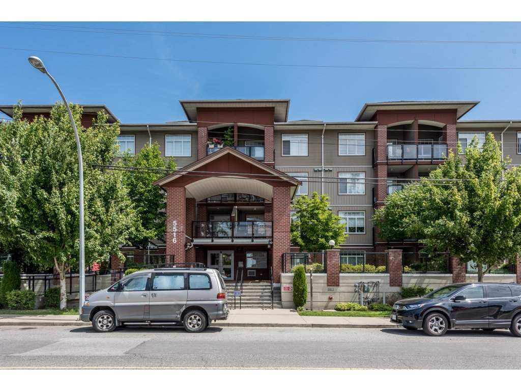 "Main Photo: 410 5516 198 Street in Langley: Langley City Condo for sale in ""Madison Villas"" : MLS®# R2187458"