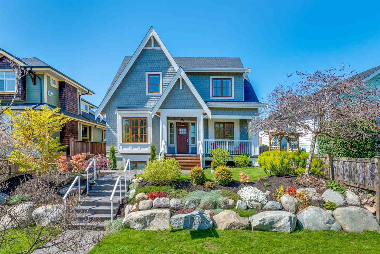 Main Photo: 1423 EDINBURGH Street in New Westminster: West End NW House for sale : MLS®# R2262380