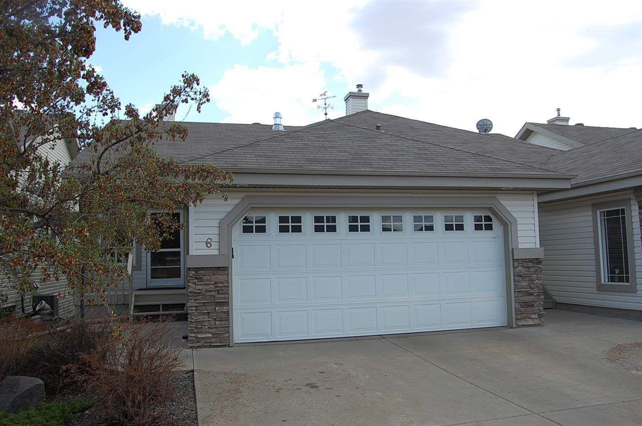 Main Photo: 6 4 HERITAGE Way: St. Albert House Half Duplex for sale : MLS®# E4131894