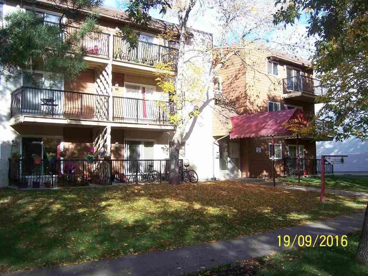 Main Photo: 207 10730 112 Street in Edmonton: Zone 08 Condo for sale : MLS®# E4140595