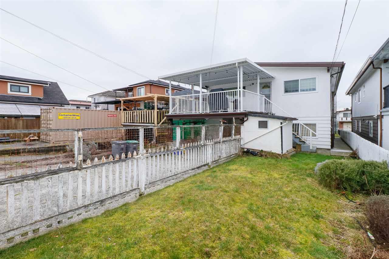 6728 GLADSTONE Street in Vancouver: Killarney VE House for