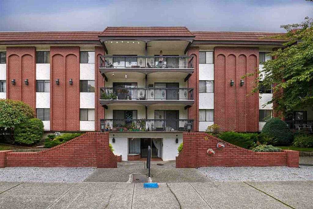 "Main Photo: 204 707 HAMILTON Street in New Westminster: Uptown NW Condo for sale in ""CASA DIANN"" : MLS®# R2337784"