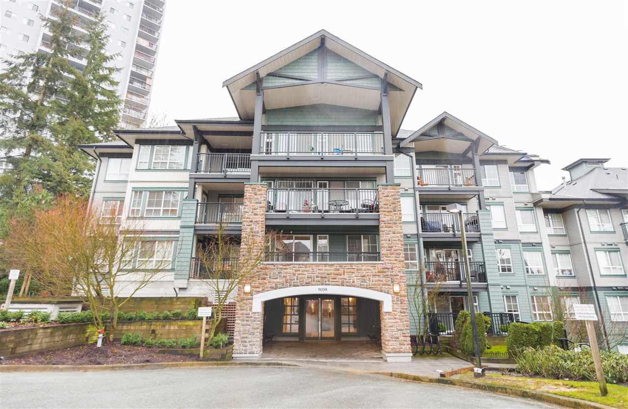 "Main Photo: 313 9098 HALSTON Court in Burnaby: Government Road Condo for sale in ""SANDLEWOOD"" (Burnaby North)  : MLS®# R2353502"