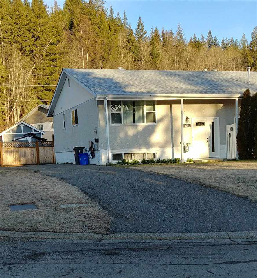"""Main Photo: 2391 WEBBER Crescent in Prince George: Pinewood House 1/2 Duplex for sale in """"PINEWOOD"""" (PG City West (Zone 71))  : MLS®# R2361519"""