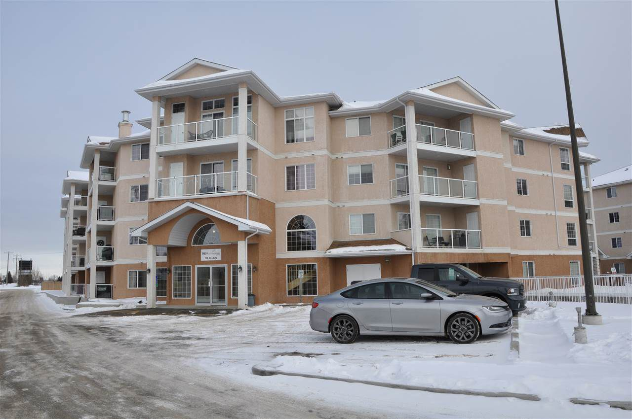 Main Photo: 320 7801 Golf Course Rd: Stony Plain Condo for sale : MLS®# E4155013
