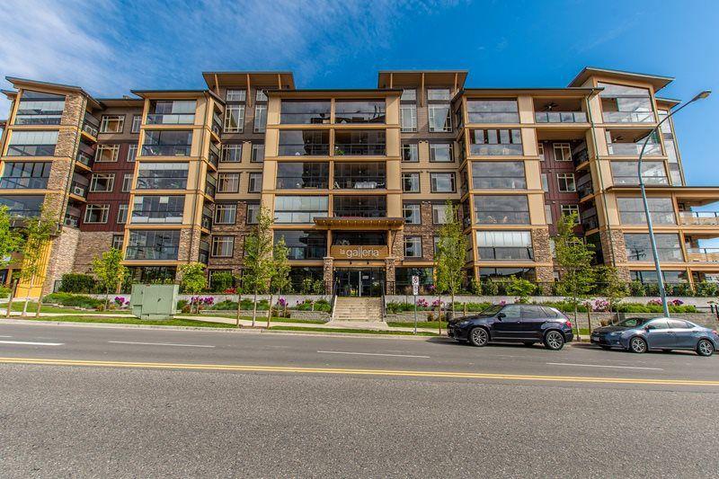 """Main Photo: 601 32445 SIMON Avenue in Abbotsford: Abbotsford West Condo for sale in """"LA GALLERIA"""" : MLS®# R2367147"""