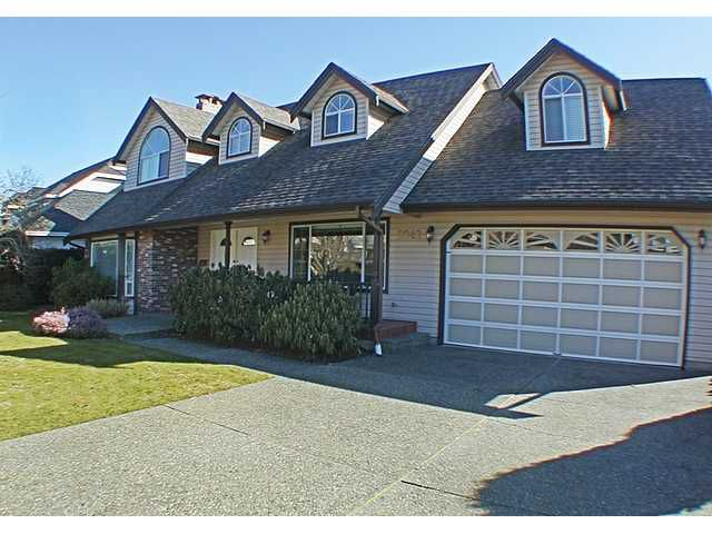 Main Photo: 2242 PARADISE Avenue in Coquitlam: Coquitlam East House for sale : MLS®# V871996