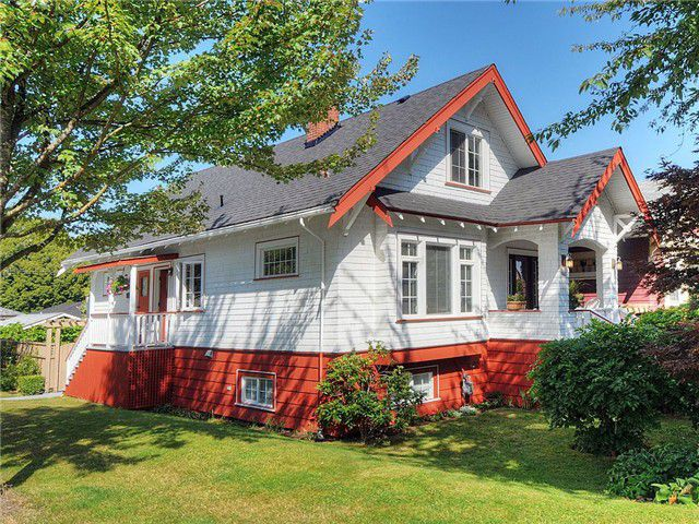 "Main Photo: 905 E 23RD Avenue in Vancouver: Fraser VE House for sale in ""FRASER"" (Vancouver East)  : MLS®# V908323"