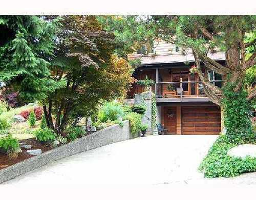 Main Photo: 2970 ADMIRAL Court in Coquitlam: Ranch Park Home for sale ()  : MLS®# V746880