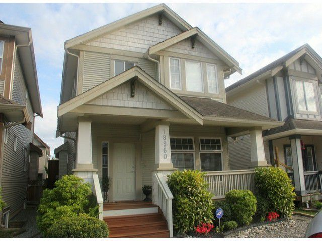 "Main Photo: 18960 72 Avenue in Surrey: Clayton House for sale in ""Clayton"" (Cloverdale)  : MLS®# F1413426"