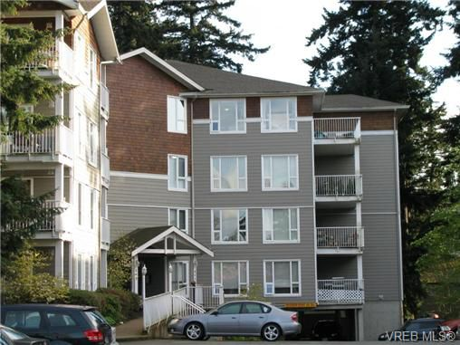 Main Photo: 408 893 Hockley Avenue in VICTORIA: La Langford Proper Condo Apartment for sale (Langford)  : MLS®# 348085