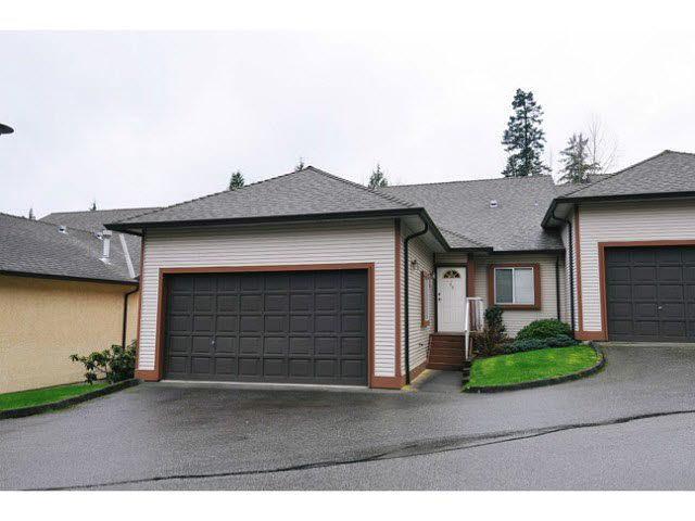 """Main Photo: 49 23151 HANEY Bypass in Maple Ridge: East Central Townhouse for sale in """"STONEHOUSE ESTATES"""" : MLS®# V1139196"""