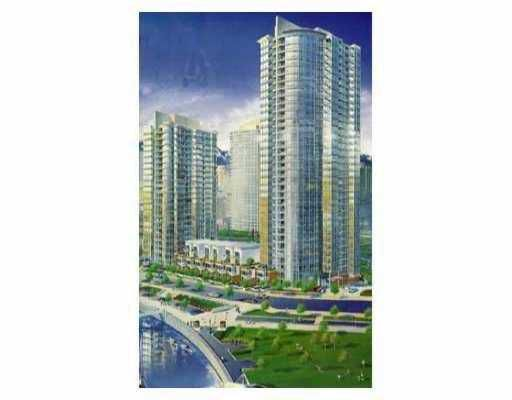 """Main Photo: 1605 1067 MARINASIDE CR in Vancouver: False Creek North Condo for sale in """"QUAYWEST 2"""" (Vancouver West)  : MLS®# V536786"""