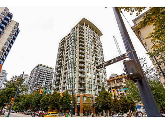 "Main Photo: 605 1082 SEYMOUR Street in Vancouver: Downtown VW Condo for sale in ""FREESIA"" (Vancouver West)  : MLS®# V1140454"
