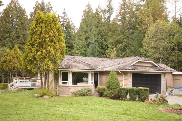 Main Photo: 11839 284TH Street in Maple Ridge: Whonnock House for sale : MLS®# R2112383
