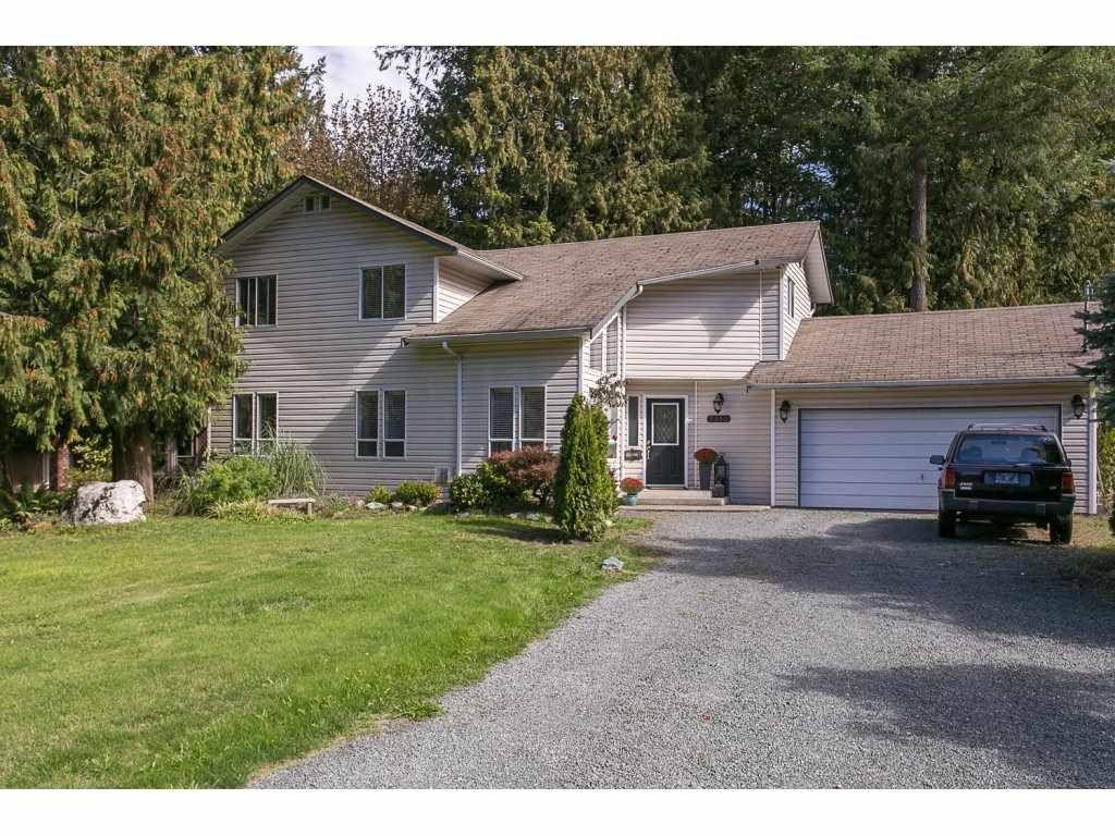 """Main Photo: 3850 KAREN Drive: Cultus Lake House for sale in """"Cultus Lake"""" : MLS®# R2111436"""