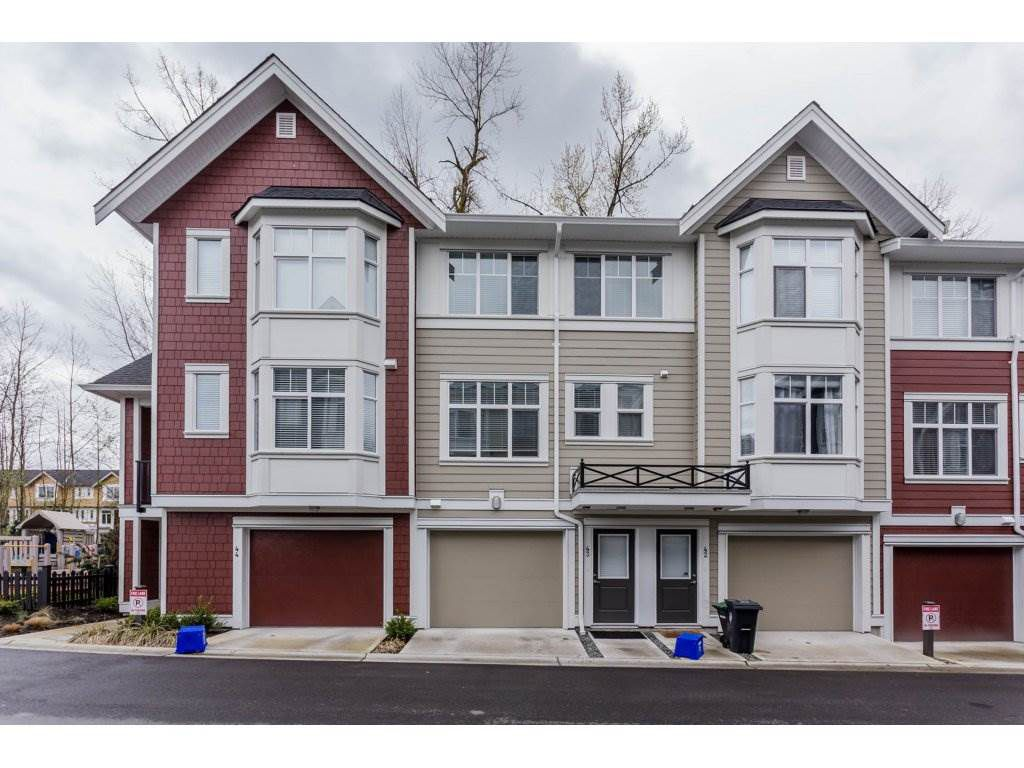"""Main Photo: 43 20852 77A Avenue in Langley: Willoughby Heights Townhouse for sale in """"ARCADIA"""" : MLS®# R2156486"""