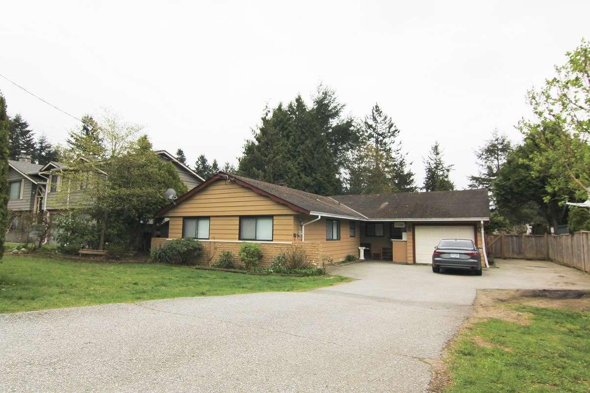 Main Photo: 11186 BOND BOULEVARD in Delta: Sunshine Hills Woods House for sale (N. Delta)  : MLS®# R2157701