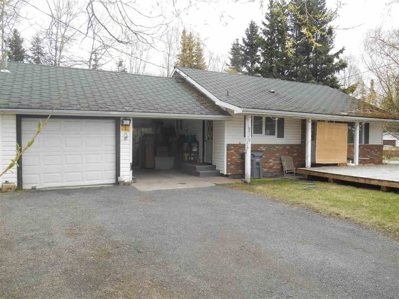Main Photo: 8270 E HART Highway in Prince George: Hart Highway House for sale (PG City North (Zone 73))  : MLS®# R2168861