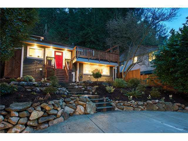 Main Photo: 6752 Dufferin Ave. in Vancouver: Whytecliff House for sale (West Vancouver)  : MLS®# V990752