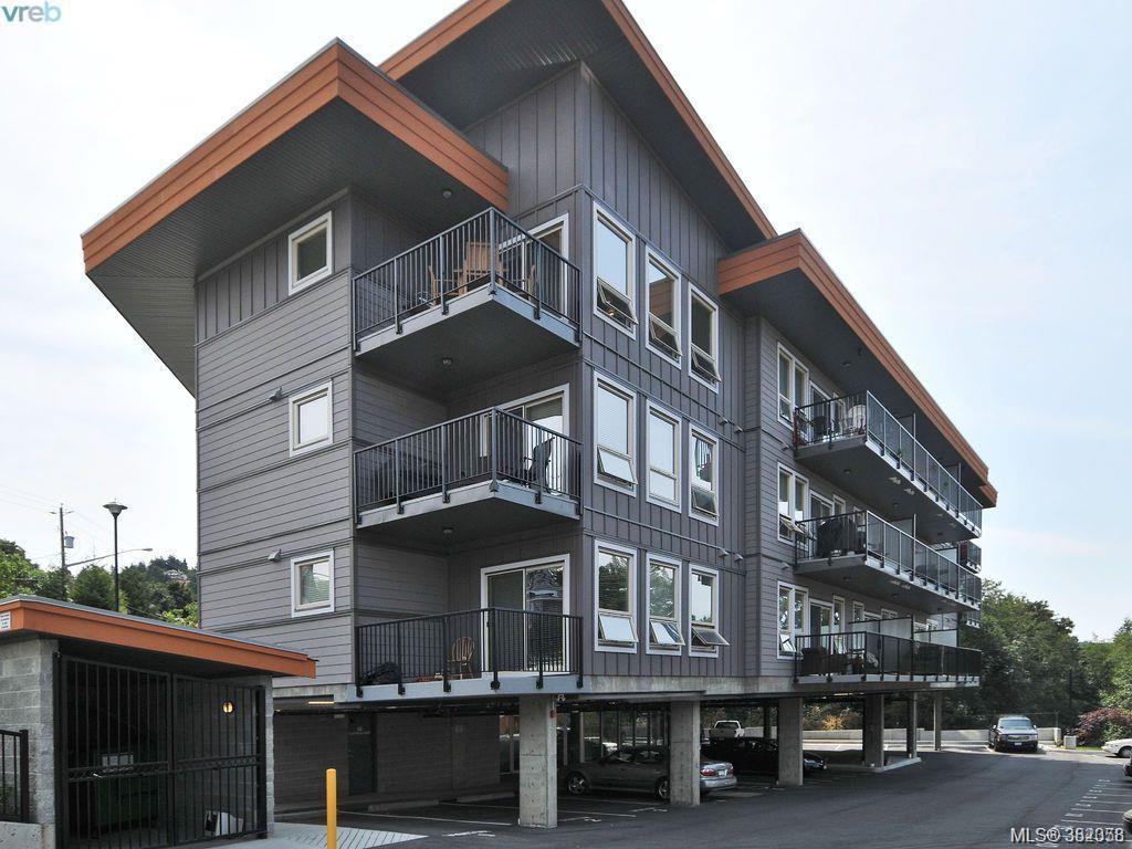 Main Photo: 410 3240 JACKLIN Road in VICTORIA: La Jacklin Condo Apartment for sale (Langford)  : MLS®# 382358
