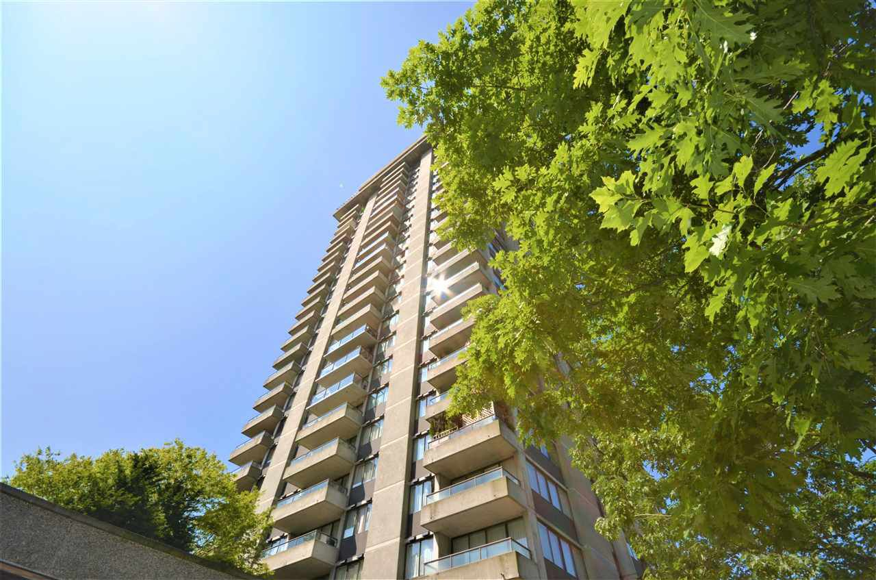 Main Photo: 705 3980 CARRIGAN Court in Burnaby: Government Road Condo for sale (Burnaby North)  : MLS®# R2204115