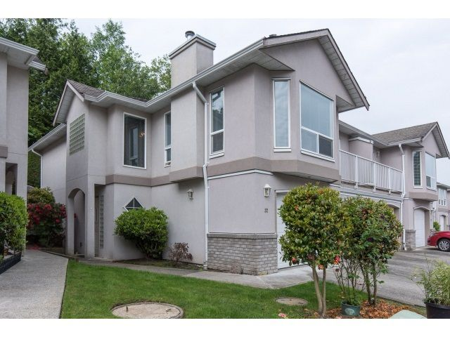 Main Photo: 32 3902 LATIMER STREET in Abbotsford: Abbotsford East Townhouse for sale : MLS®# R2205331