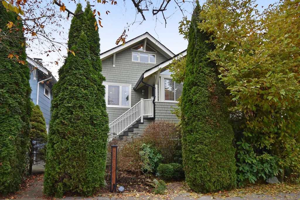 Main Photo: 3575 LAUREL Street in Vancouver: Cambie House for sale (Vancouver West)  : MLS®# R2221705