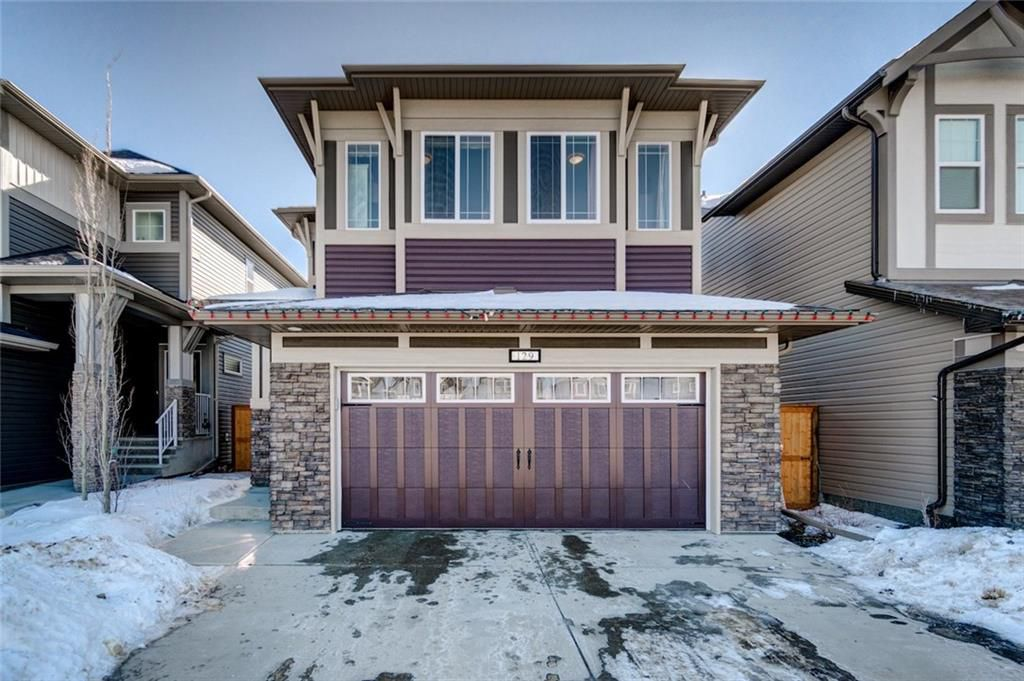 Main Photo: 129 HEARTLAND Way: Cochrane House for sale : MLS®# C4170251
