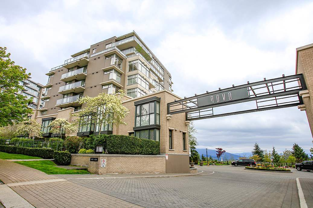 "Main Photo: 503 9288 UNIVERSITY Crescent in Burnaby: Simon Fraser Univer. Condo for sale in ""Novo One"" (Burnaby North)  : MLS®# R2265055"