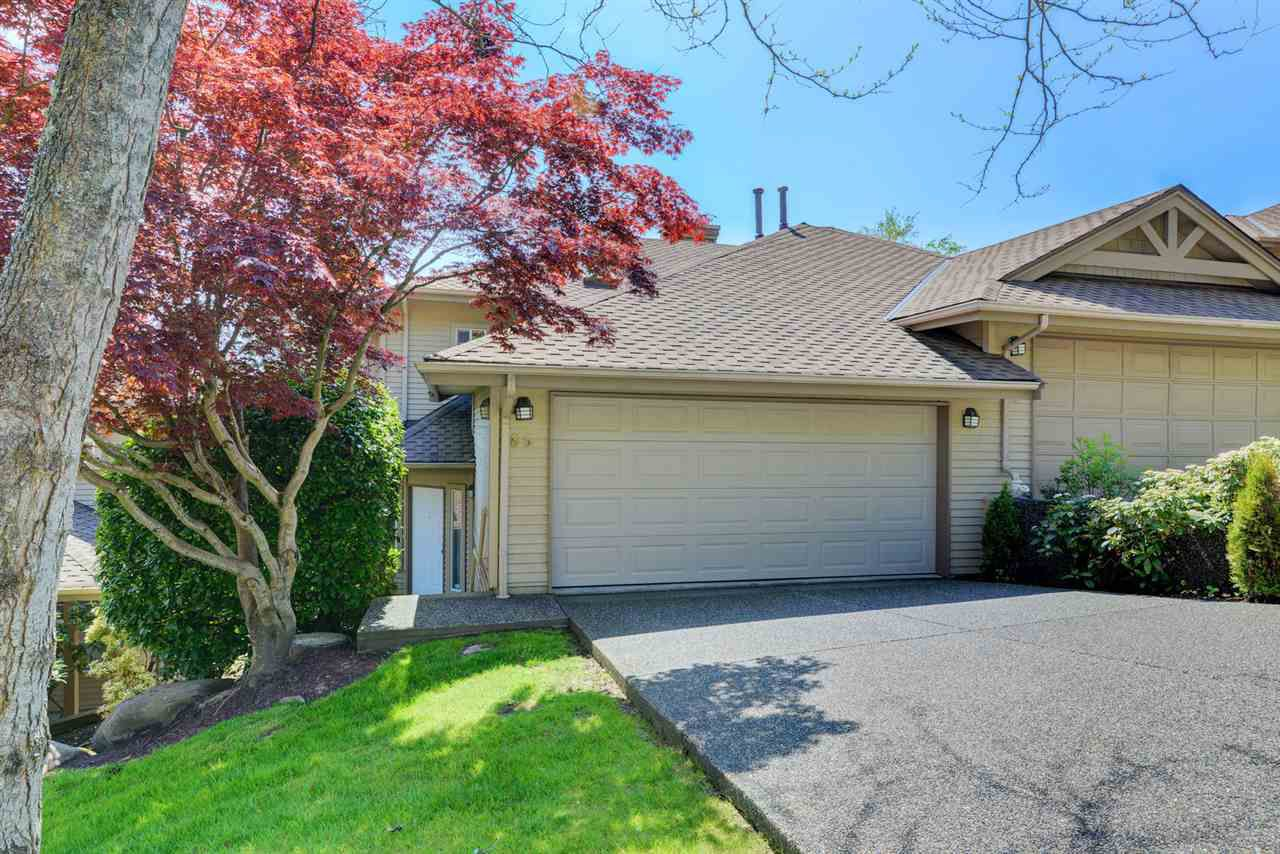 """Main Photo: 85 2979 PANORAMA Drive in Coquitlam: Westwood Plateau Townhouse for sale in """"DEERCREST"""" : MLS®# R2266386"""