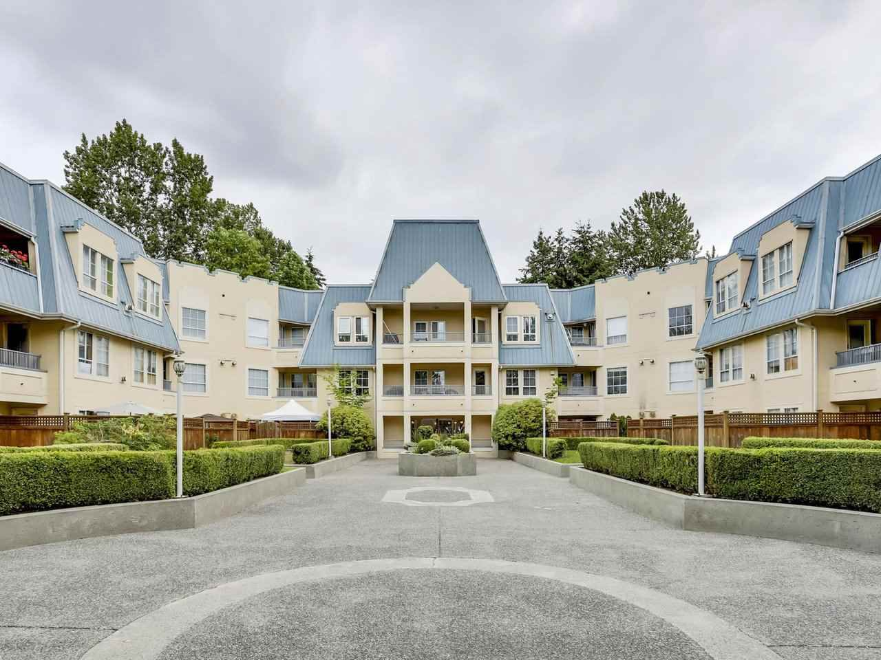 Main Photo: 107 295 SCHOOLHOUSE Street in Coquitlam: Maillardville Condo for sale : MLS®# R2286753