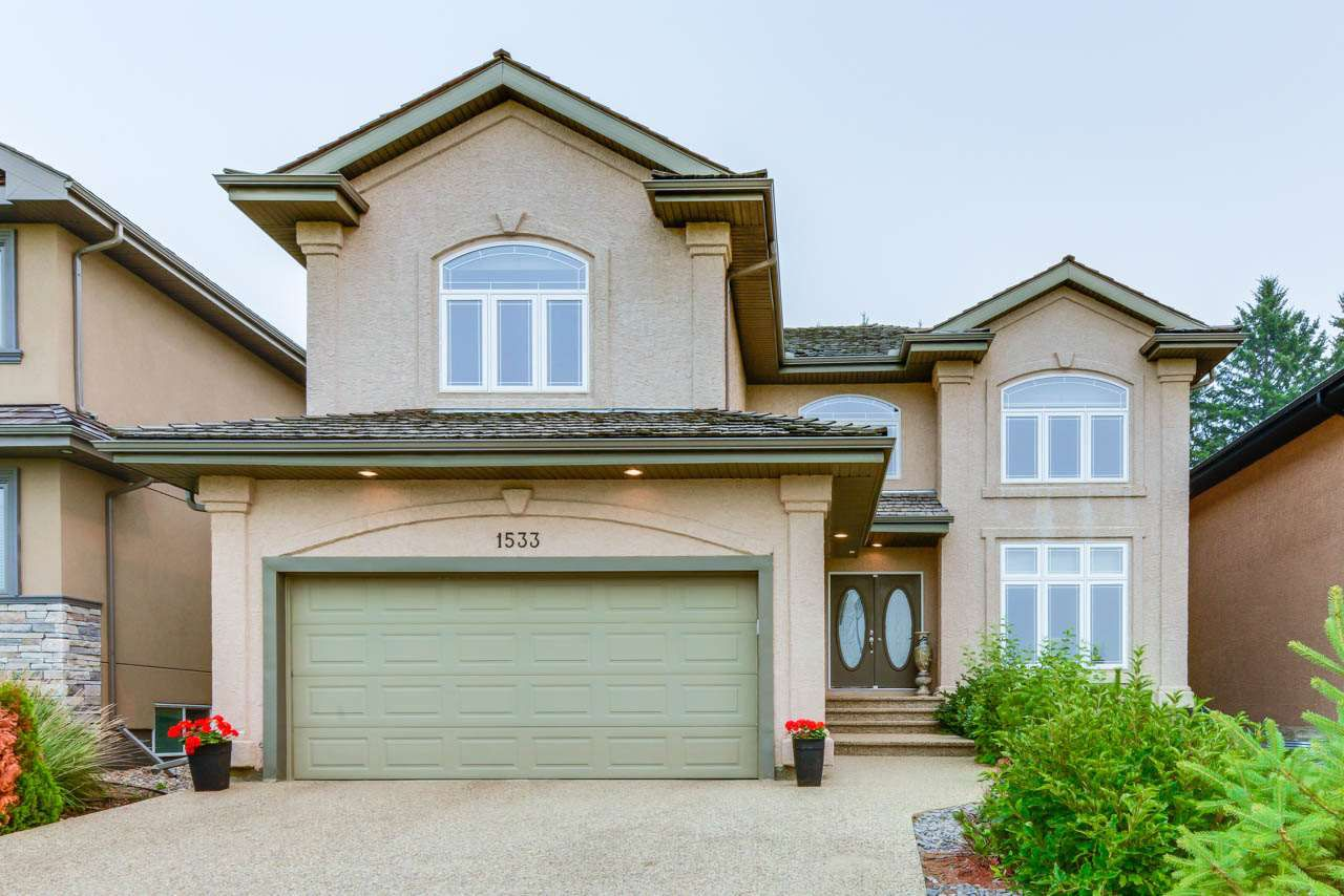 Main Photo: 1533 HECTOR Road in Edmonton: Zone 14 House for sale : MLS®# E4126406