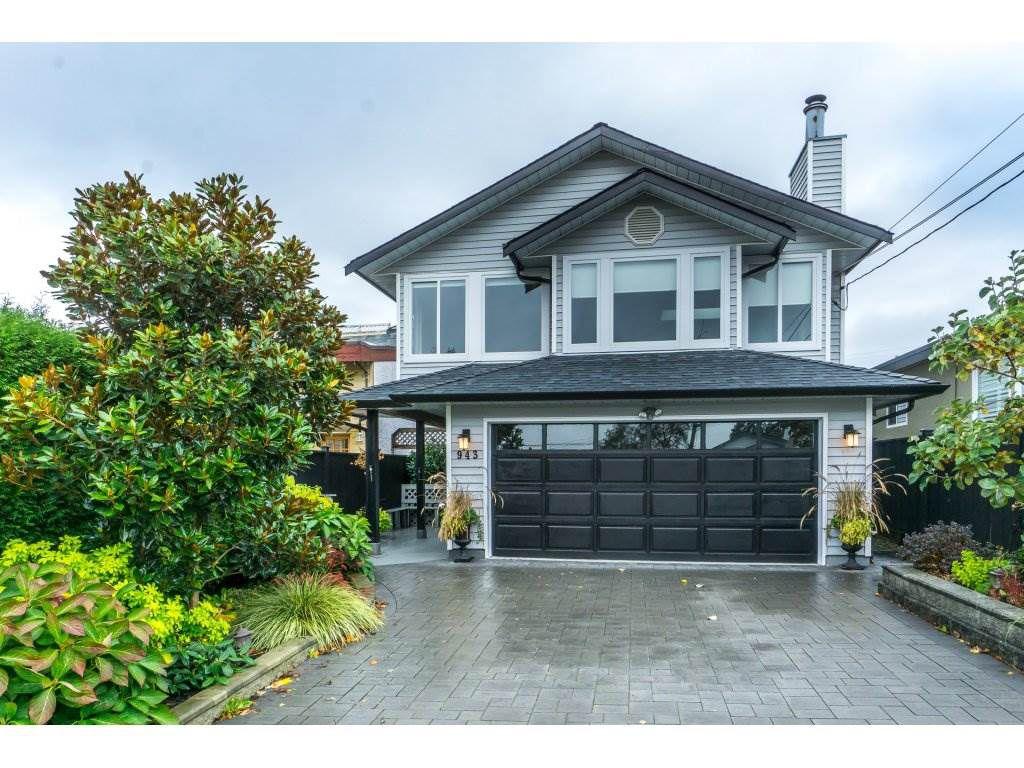 "Main Photo: 943 HABGOOD Street: White Rock House for sale in ""White Rock Hillside"" (South Surrey White Rock)  : MLS®# R2314241"